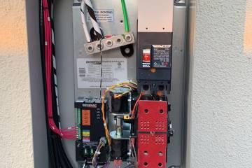 Generator Transfer Switch